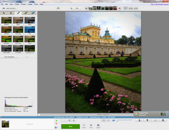 picasa photo editor software free  full version