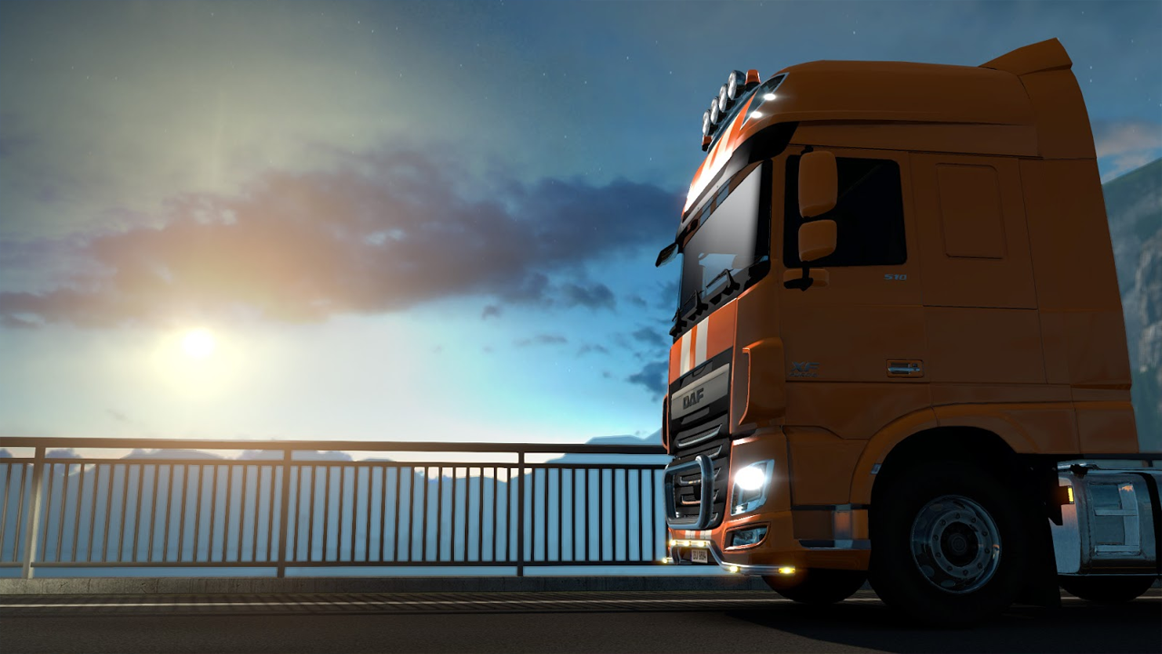 Euro Truck Simulator 2 1.14 update now live