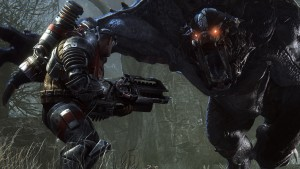 Hands on with Evolve's Big Alpha
