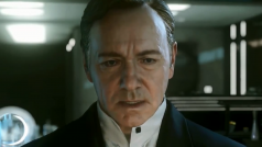 Kevin Spacey talks about being in Call of Duty: Advanced Warfare