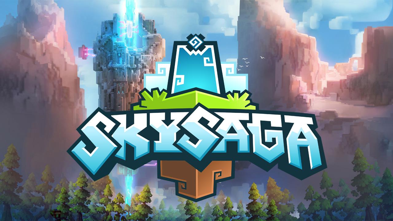 Minecraft meets MMORPGS in SkySaga: Infinite Isles (trailer)