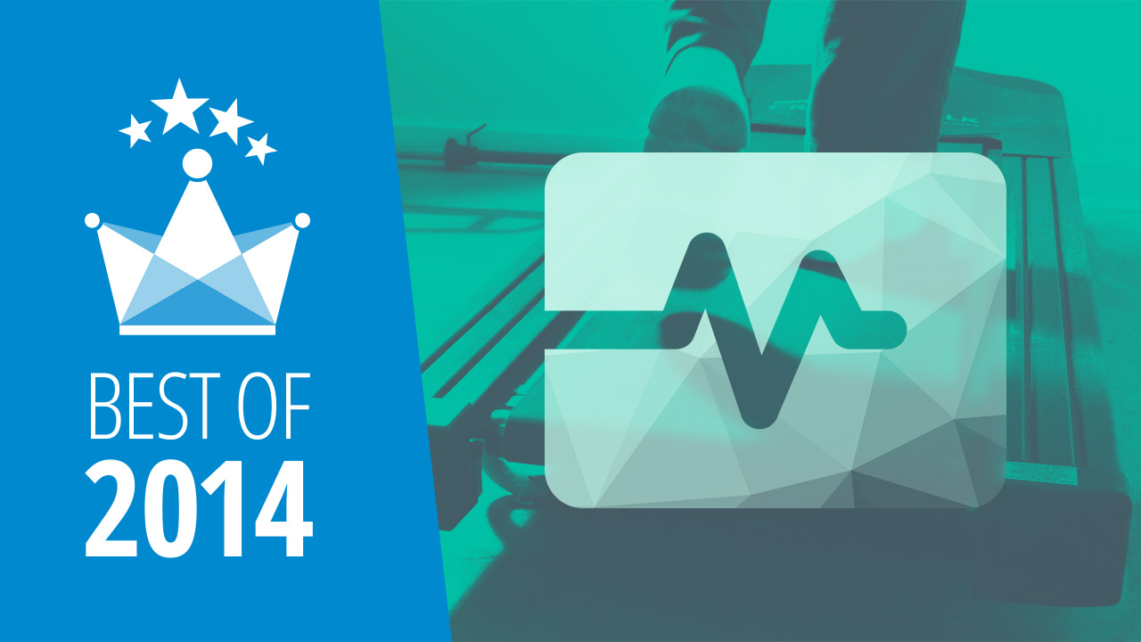 The best health and fitness app of 2014