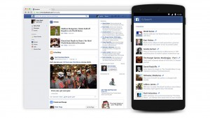 Facebook for Android now tells you what's trending