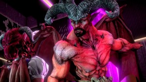 Saints Row shows off its musical chops in this Gat Out of Hell trailer