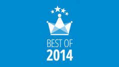 Check out our top apps of 2014, starting today