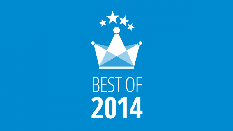 The best apps of 2014