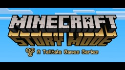 Minecraft Story Mode header