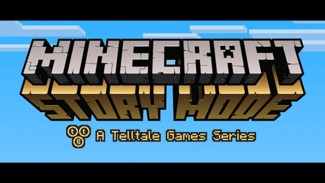 Minecraft Story Mode header