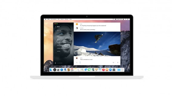 Wire for OS X Mac