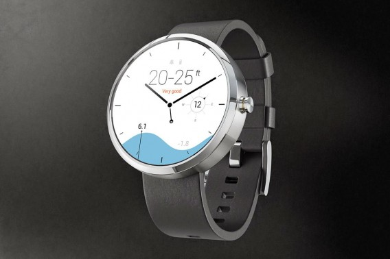 surfline watch face android wear