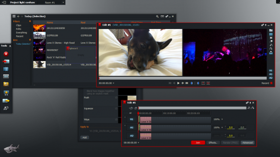 which is best free video editing software