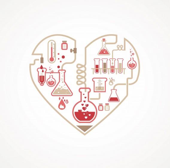 Heart chemistry