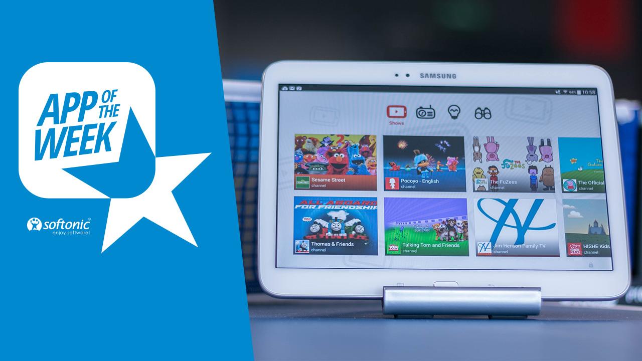 App of the Week: YouTube Kids