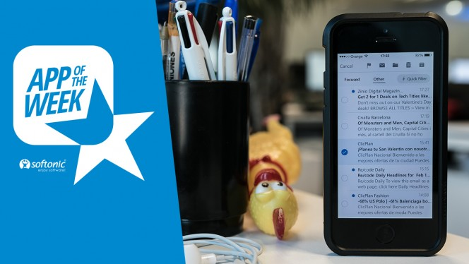 App of the Week: Microsoft Outlook for Mobile