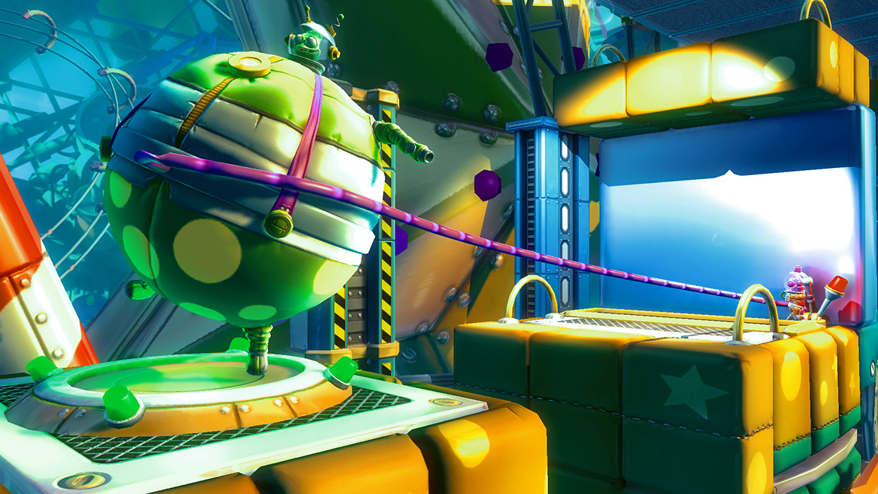 Activision reboots Sierra brand with Shiftlings puzzle platformer