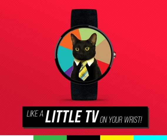 little tv android wear