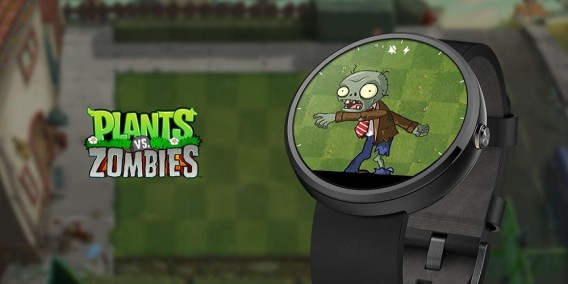 plants vs zombies watch face