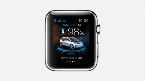 Apple Watch BMW
