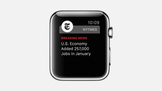 Apple Watch NYT