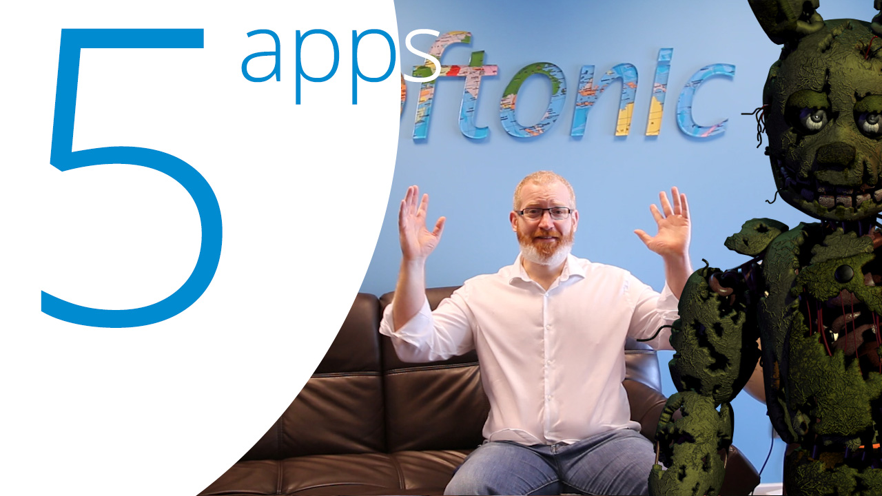 Five Apps to Try This Weekend – March 6th 2015