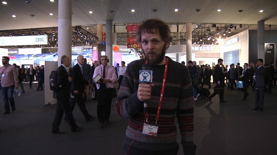 EN Home MWC day one