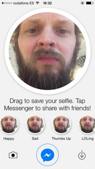 Jon selfie