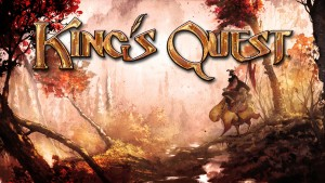 King's Quest: stories like grandpa used to tell