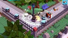 Sick Bricks: bridging toys and casual gaming