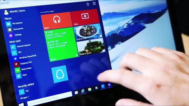 Windows 10 Tencent