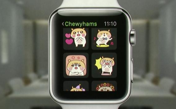 Apple Watch WeChat