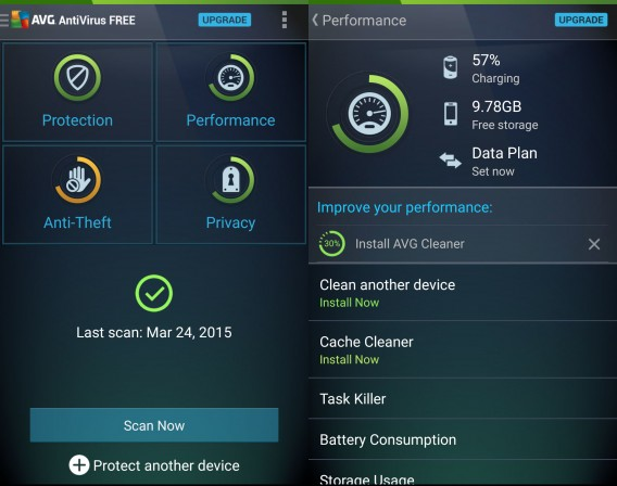 best free virus cleaner for android