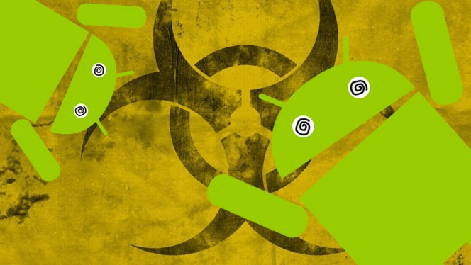 Android antivirus header