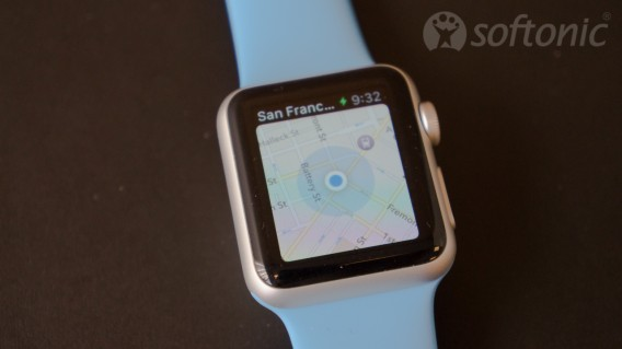 Apple Watch Maps