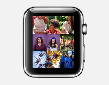 Apple Watch Photos