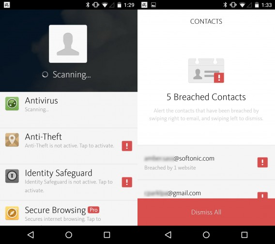 Avira for Android 1