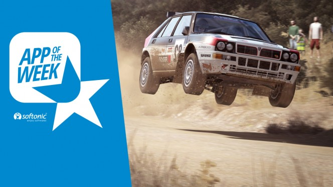 App of the Week - DiRT Rally