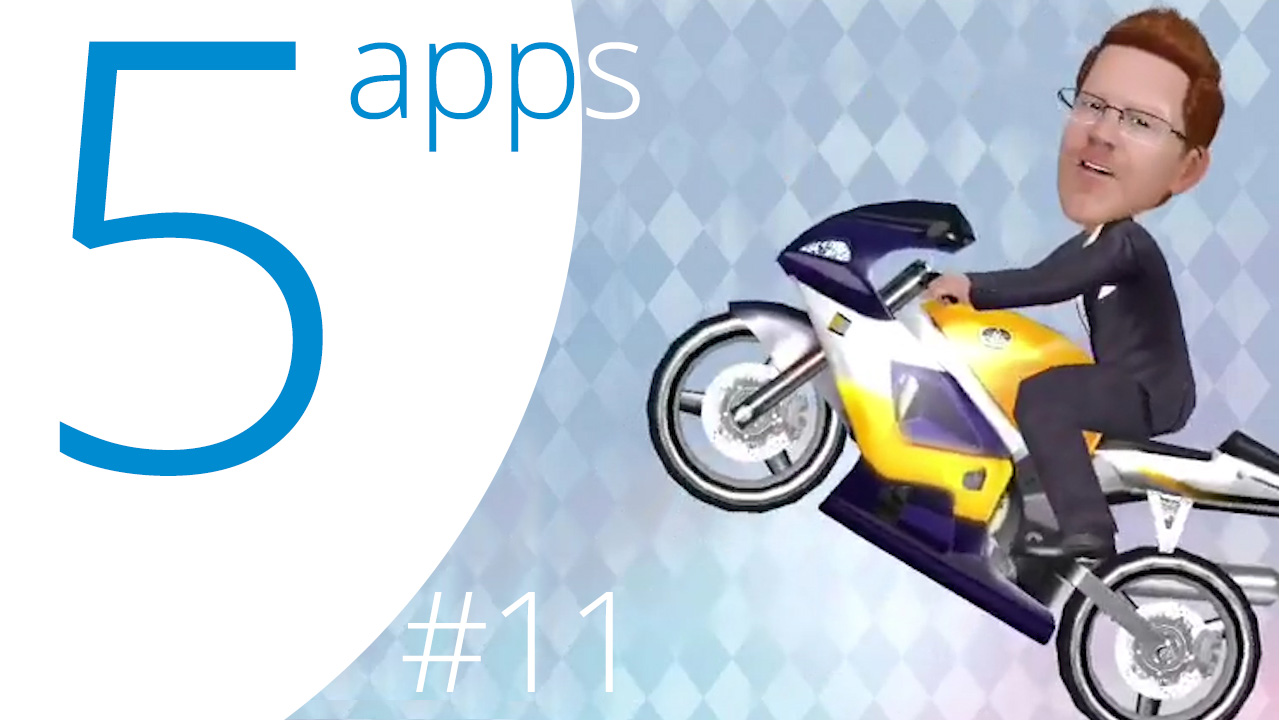 Five Apps to Try this Weekend – May 1st 2015