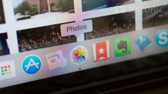 Photos for Mac header