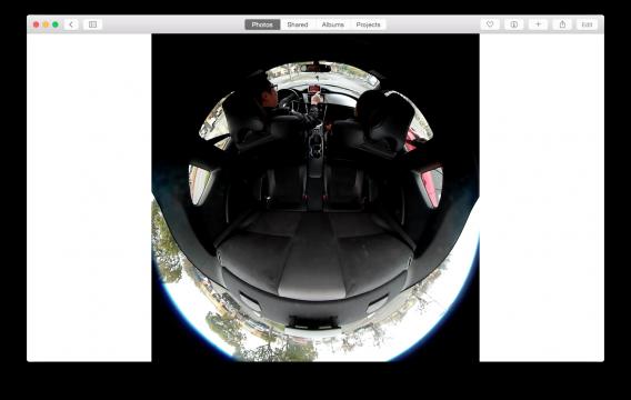 Photos for Mac video