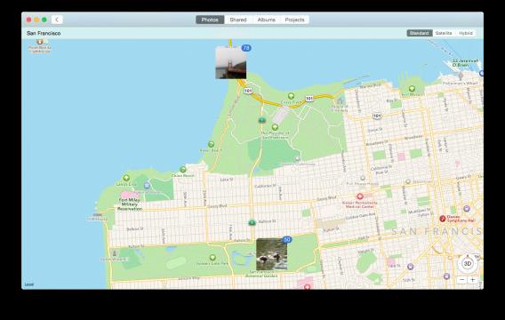 Photos for Mac Places San Francisco