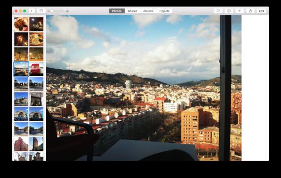 Photos for Mac Barcelona office