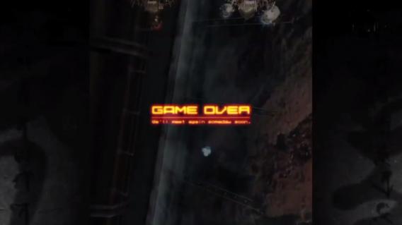 Game Over - Ikaruga