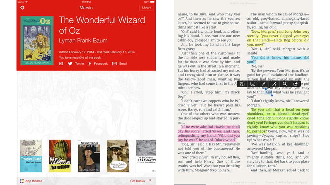 Why choosing the best eBook app is difficult: DRM