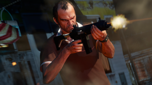 How GTA is highlighting gun violence in the US