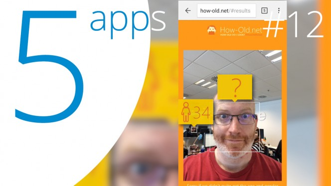 5 Apps – How Old