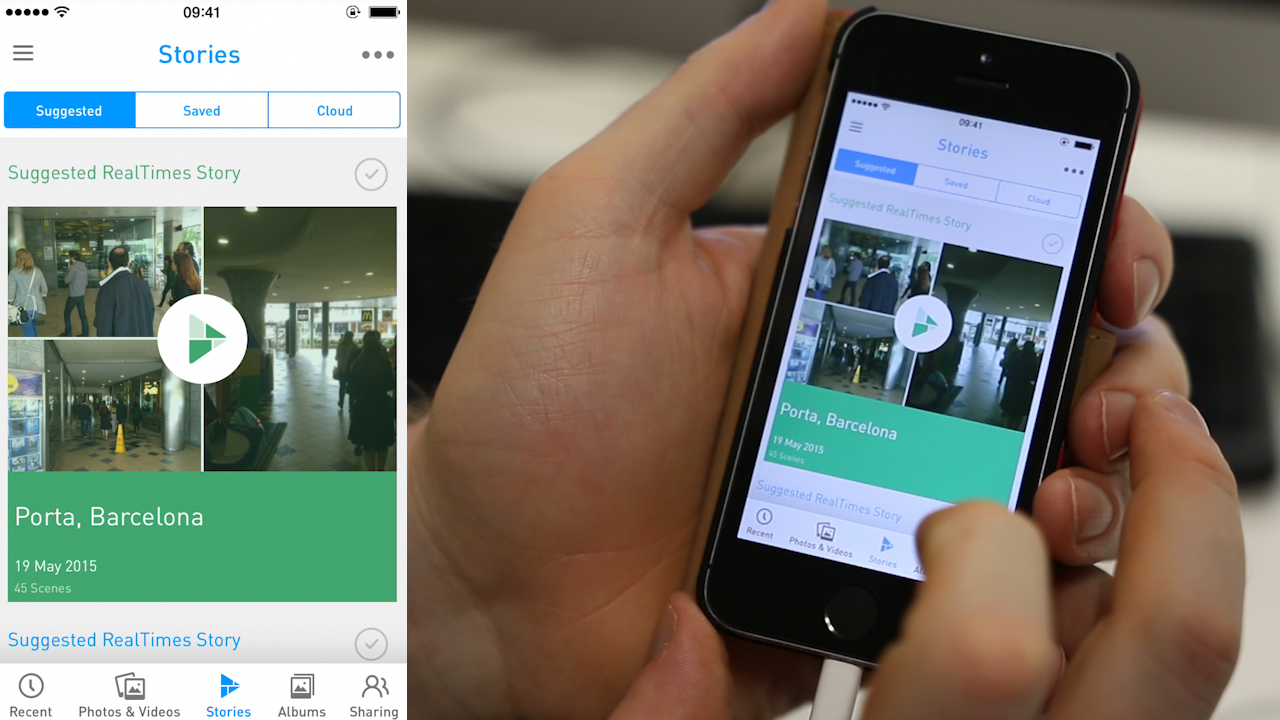 Make videos from your photos in no time with RealTimes