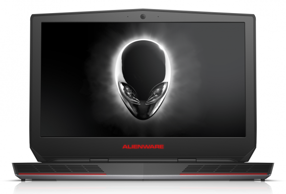 alienware 15 courtesy of dell inc