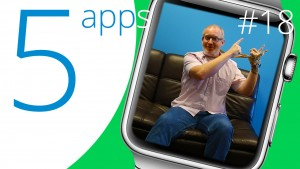 Five Apps to Try This Weekend: Featuring Apple Watch