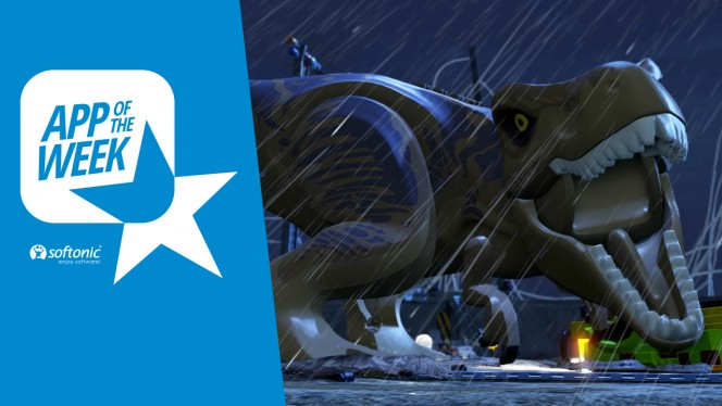 App of the Week: LEGO Jurassic World