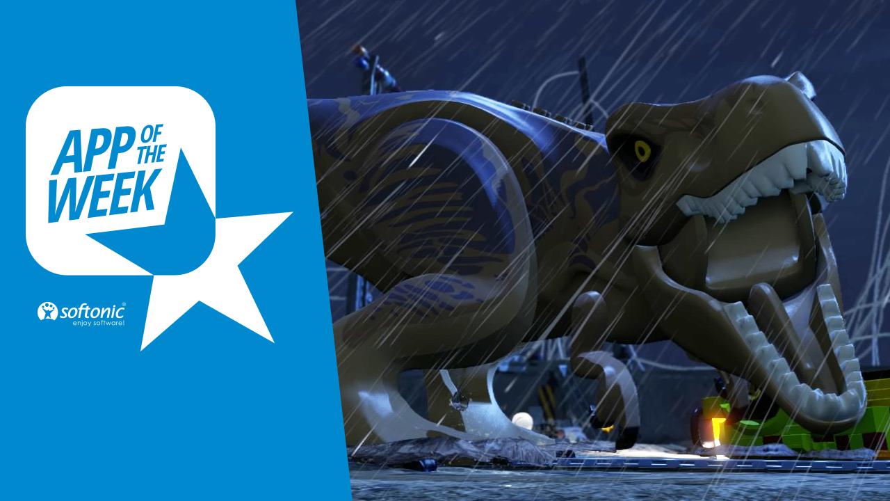 App of the Week: LEGO Jurassic World